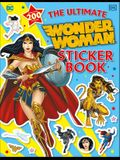The Ultimate Wonder Woman Sticker Book