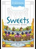 Bliss Sweets Coloring Book: Your Passport to Calm