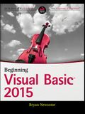 Beginning Visual Basic 2015