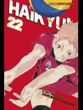 Haikyu!!, Vol. 22, Volume 22: Land vs. Air
