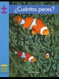 ¿Cuántos peces? (Yellow Umbrella Spanish Emergent Level) (Spanish Edition)