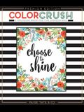 Color Crush: An Adult Coloring Book