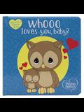 Precious Moments: Whooo Loves You, Baby?: Peek-A-Boo Mirror Book