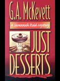 Just Desserts: A Savannah Reid Mystery