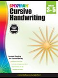 Spectrum Cursive Handwriting, Grades 3 - 5