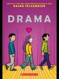 Drama: A Graphic Novel