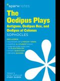 The Oedipus Plays: Antigone, Oedipus Rex, Oedipus at Colonus Sparknotes Literature Guide, 50