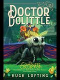 Doctor Dolittle the Complete Collection, Vol. 3, Volume 3: Doctor Dolittle's Zoo; Doctor Dolittle's Puddleby Adventures; Doctor Dolittle's Garden