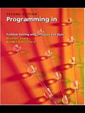 Programming in True Basic: Problem Solving with Structure and Style