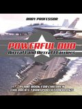 Powerful Duo: Aircraft and Aircraft Carriers - Plane Book for Children - Children's Transportation Books