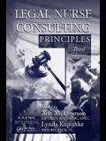 Legal Nurse Consulting Principles