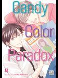 Candy Color Paradox, Vol. 4, 4