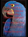 Blue Tara: Or, How Is a Hyacinth Macaw Parrot Like a Tibetan Goddess?