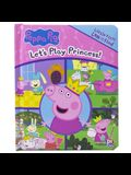 Peppa Pig: Let's Play Princess Little First Look and Find