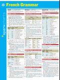 French Grammar Sparkcharts, Volume 21