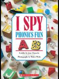 I Spy Phonics Fun [With Parent Letter and 16 Flash Cards]