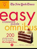 The New York Times Easy Crossword Puzzle Omnibus, Volume 9: 200 Solvable Puzzles from the Pages of the New York Times