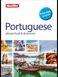 Berlitz Phrase Book & Dictionary Portuguese (Bilingual Dictionary)