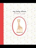 My Baby Album with Sophie La Girafe(r), Second Edition
