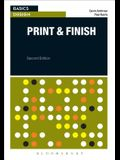 Basics Design: Print and Finish: Print and Finish