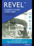 Revel for Created Equal: A History of the United States, Volume 1 -- Access Card
