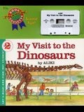 My Visit to the Dinosaurs Book and Tape (Let's-Read-and-Find-Out Science 2)