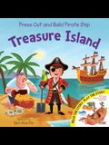 Treasure Island: Press Out and Build Pirate Ship (Press Out & Build Model and Storybook)