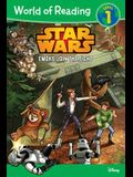 World of Reading Star Wars Ewoks Join the Fight: Level 1 (World of Reading: Level 1)