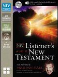 Listener's Audio New Testament-NIV