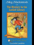 Meg Mackintosh and the Mystery in the Locked Library - Title #5: A Solve-It-Yourself Mystery