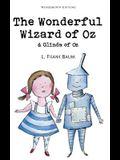 The Wonderful Wizard of Oz & Glinda of Oz