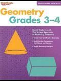 Strengthening Math Skills: Geometry: Reproducible Grades 3-4