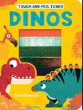 Touch-And-Feel Tower: Dinos