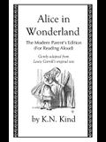 Alice in Wonderland: The Modern Parent's Edition (For Reading Aloud)