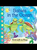 Babies in the Ocean