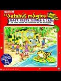 El autobus magico Salta Hasta Llegar a Casa / The Magic School Bus Hops Home: Un Libro Sobre Los Habitats De Los Animales / A Book About Animal ... / the Magic School Bus) (Spanish Edition)