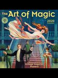 Art of Magic 2020 Wall Calendar: Extra-Ordinary Vintage Magician Posters