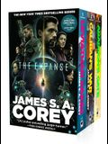 The Expanse Hardcover Boxed Set: Leviathan Wakes, Caliban's War, Abaddon's Gate: Now a Prime Original Series