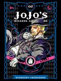 Jojo's Bizarre Adventure: Part 3--Stardust Crusaders, Vol. 2, Volume 2