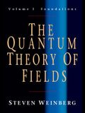 The Quantum Theory of Fields v1