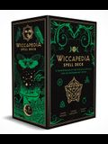 The Wiccapedia Spell Deck, Volume 9: A Compendium of 100 Spells & Rituals for the Modern-Day Witch