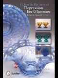 Colors & Patterns of Depression Era Glassware