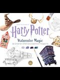 Harry Potter: Watercolor Magic: (harry Potter Crafts, Gifts for Harry Potter Fans)