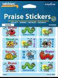 Tabbies Praise Stickers - Meri: Merit Children's Praise Stickers