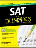 SAT for Dummies: Book + 4 Practice Tests Online [With Online Practice Test]