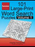 Funster 101 Large-Print Word Search Puzzles,