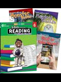 Learn-At-Home: Reading Bundle Grade 6: 4-Book Set