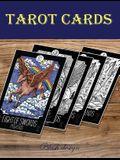 Tarot Cards: Adult Coloring Book