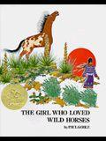 Girl Who Loved Wild Horses