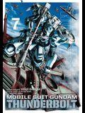 Mobile Suit Gundam Thunderbolt, Vol. 7, 7